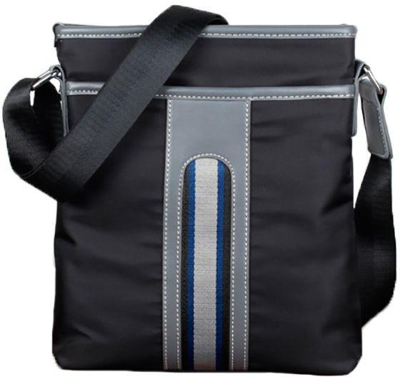 6bf38e9cfd9c Мужская деловая сумка Traum 7171-40, черный — только качественная ...