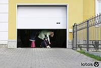 Гаражные автоматические ворота