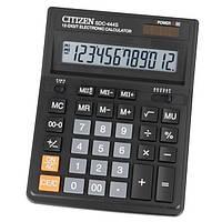 Калькулятор 12-разрядный CITIZEN SDC-444S