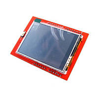 2.4 ЖК дисплей 320х240, тачскрин, microSD, Arduino