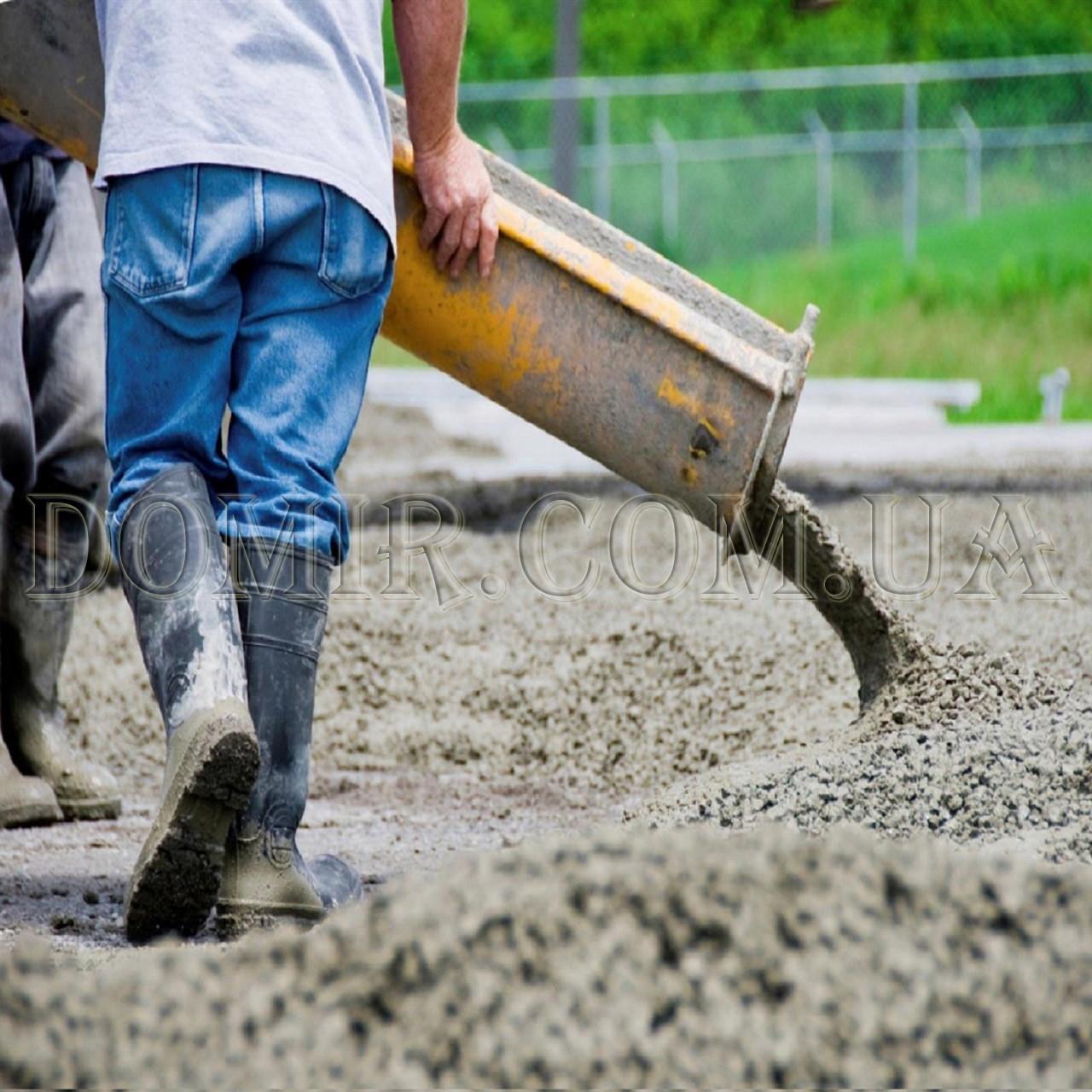 Сет бетона маркировки бетонов