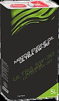 Масло 5w30 синтетика 6718 O.E.M. Mazda Fanfaro 4L
