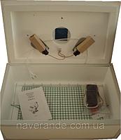 Инкубатор бытовой ламповый Цыпа ИБ-100 (с механическим переворотом), фото 1