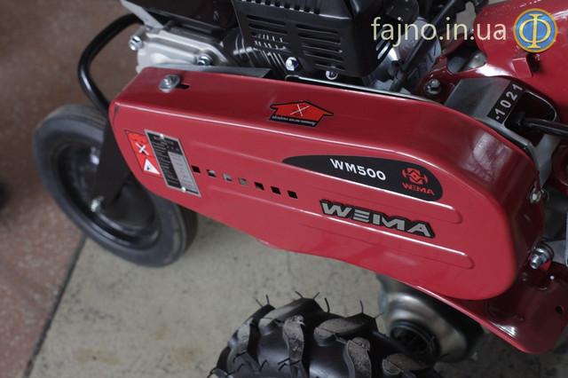 Мотоблок Weima WM 500 фото 6