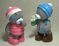 Мыло Тедди парочка с поднежником