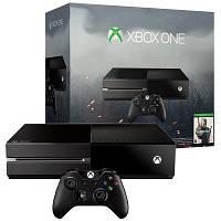 Microsoft Xbox One 1TB + игра: Ведьмак 3