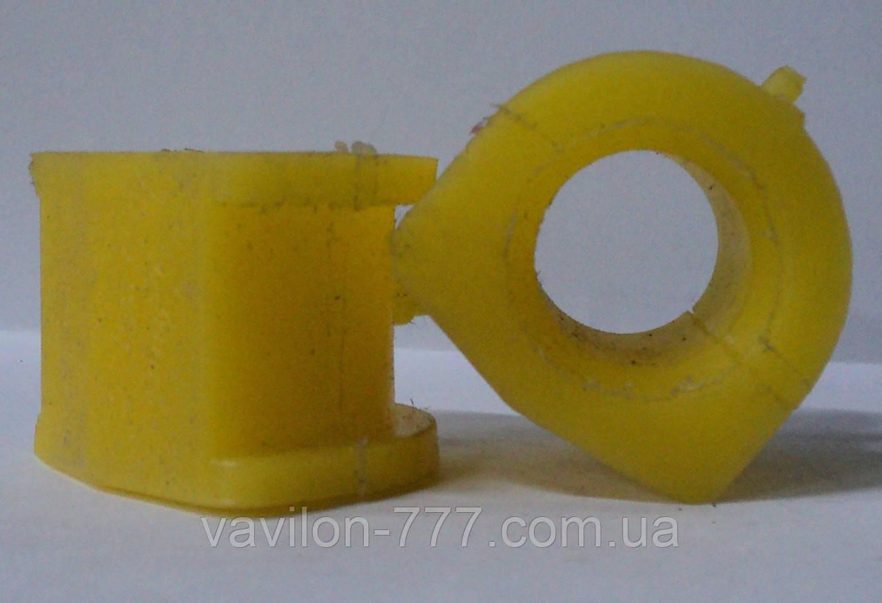 полиуретановые втулки стабилизатора митсубиси лансер 9