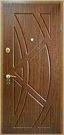 Двери входные металлические  в квартиру: Комфорт