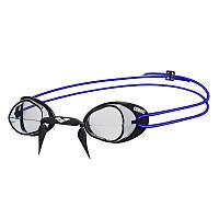 Очки для плавания стартовые AR-92398 SWEDIX (поликарбонат, TPR, резина, цвета в ассортименте)