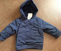 Куртка демисезонная, весенняя Twinnies, р. 80 (на рост: 64-86 см)