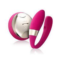 Вибратор LELO Tiani 2 Design Edition розовый Швеция