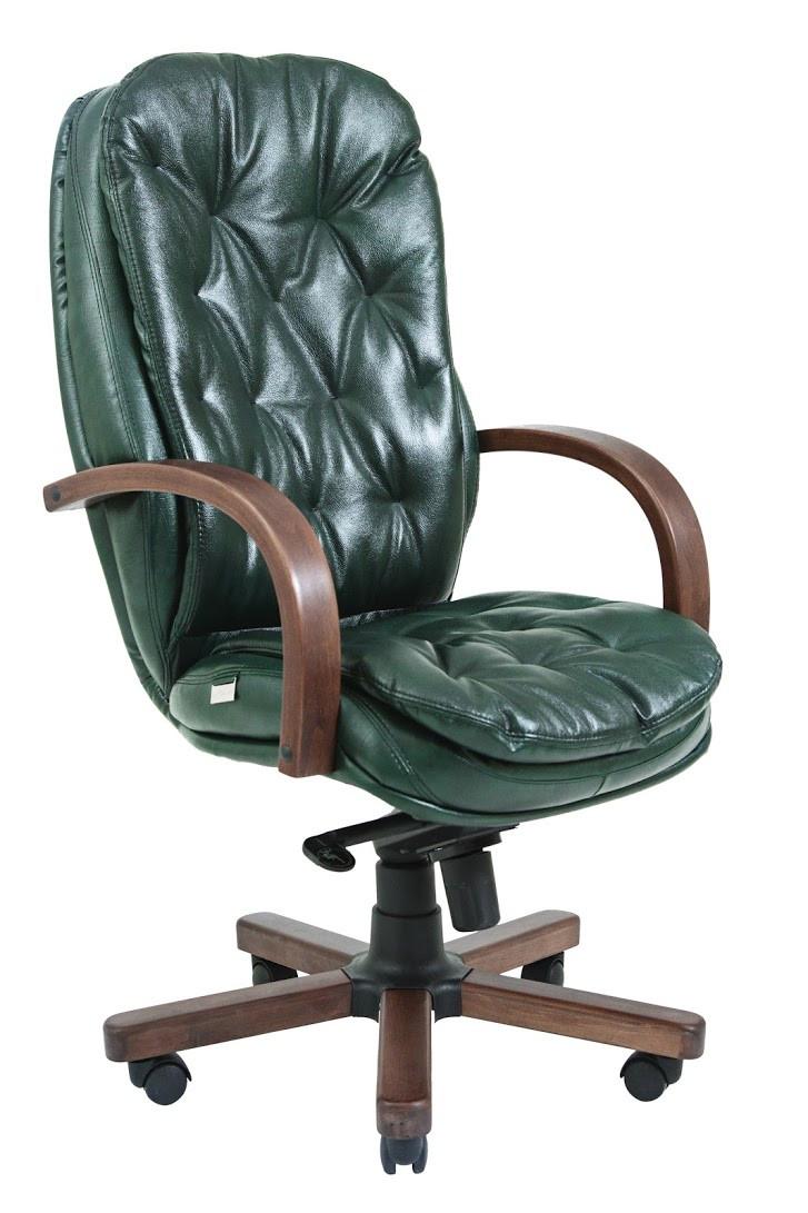 Компьютерное Кресло Венеция (дерево) мадрас 2 кат