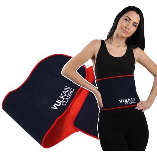 Пояс для похудения с термоэффектом Вулкан Классик Vulkan Classic 90*17 см.