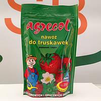 Удобрение для КЛУБНИКИ( земляники и малины), AGRECOL HORTUS, 350 гр (концентрат на 350 л)