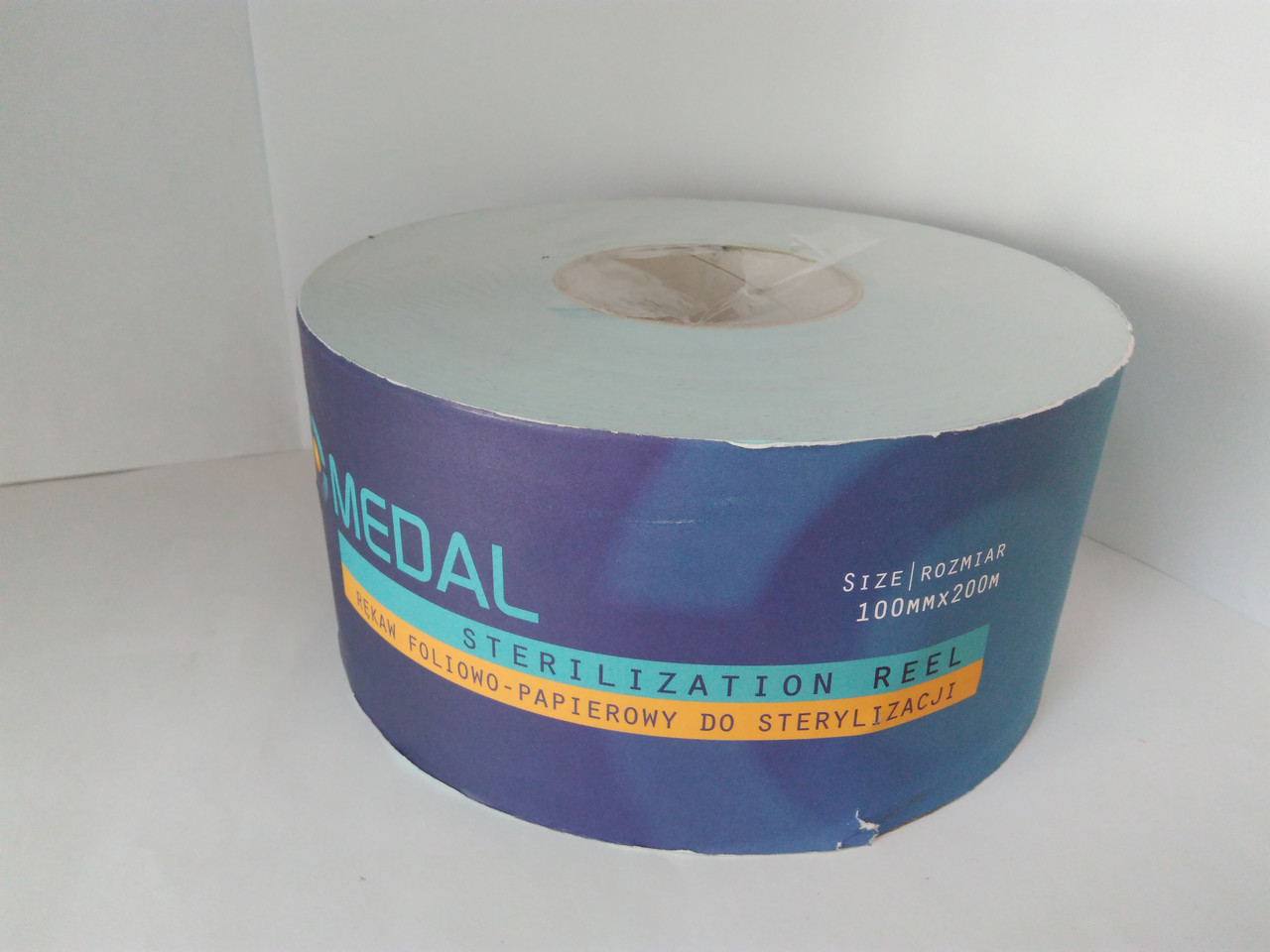 Рулоны для стерилизации 10 см х 200 м MEDAL
