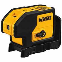 Лазерный уровень DeWALT DW083K  (США)