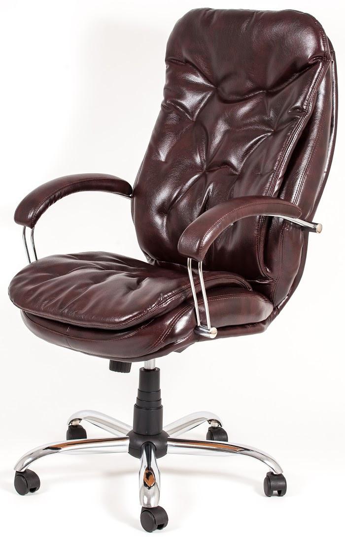 Компьютерное Кресло Венеция (Хром) мадрас