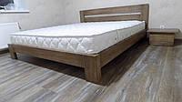 Кровать Лелия . На такой кровати мог бы спать папа медведь. Толщина боковых царг 40 мм!!!!!, фото 1