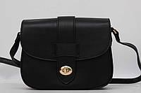 Стильная компактная женская сумка David Jones. На каждый день. Классический дизайн. Качественная.  Код: КГ352