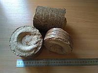 Топливные брикеты из дуба круглые (Nestro) опт