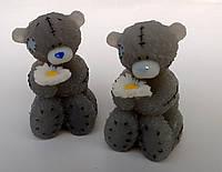 Мыло Тедди с маленькой ромашкой