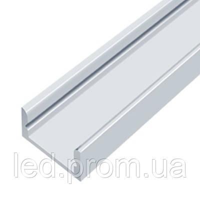 LED-профиль ЛП7 анодированный