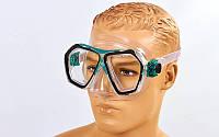 Маска  для плавания Zelart 294 tpp с закаленным стеклом