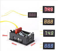 Цифровой вольтметр переменного тока 30-500В