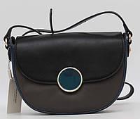 Новомодная миниатюрная женская сумка David Jones для стильной девушки. Отличное качество.  Код: КГ353