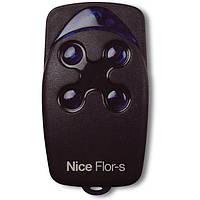 Пульт Nice 4-х канальный, динамический код (Flo4R-S)