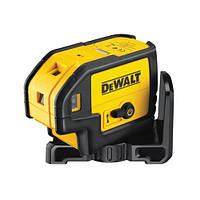 Лазерный уровень DeWALT DW085K (США)