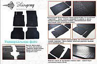 Резиновые коврики Ауди А6 С6 (4 шт)