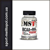 MST Sport Nutrition ВСАА+В6 Pharm 120 caps
