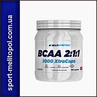 AllNutrition ВСАА 2: 1: 1 1000 Xtra Caps 360 caps