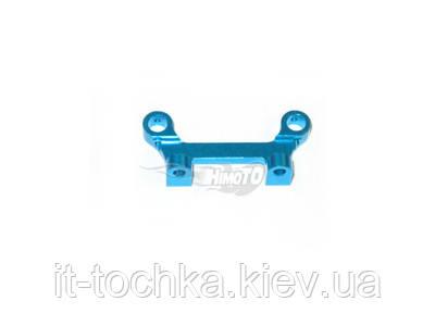 (82910) blue alum body post holder/ rounded head machine screws (2*10) 2p 1set