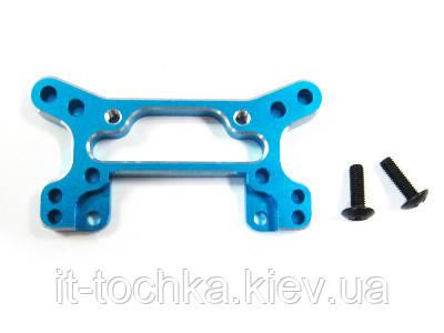 (82908) blue alum rear shock tower/cap head machine screws (3*10) 1set