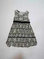 Летнее платье для девочек 92р-116р