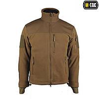 Куртка M-Tac Alpfa Microfleece Jacket Coyote
