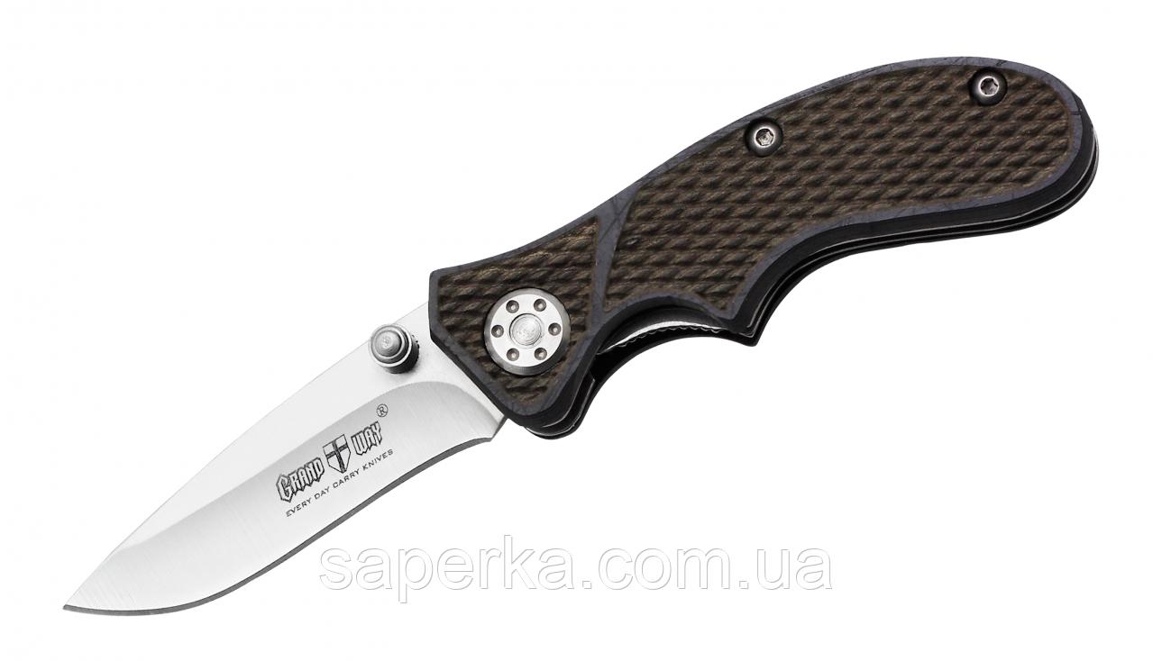 Нож складной туристический Grand Way 00058