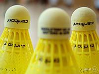 Воланчики нейлоновые (6шт)  (желтые)