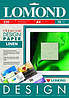 Односторонняя дизайнерская фотобумага Лен, 230 г/м2, А3, 20 листов