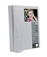 Монитор многоабонентского видеодомофона Vizit М440CM