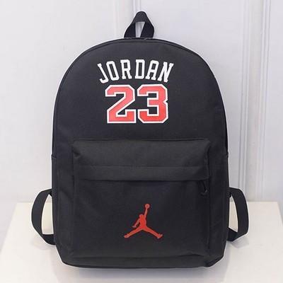 Рюкзак  Jordan черный (реплика)