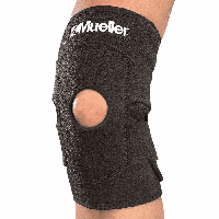Регулируемый бандаж на колено Mueller Knee Support Adjustable w Straps 4531