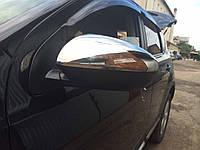 Хром накладки Nissan Qashqai