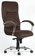 Компьютерное Кресло Никосия (Хром) велюр