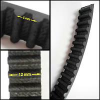 Зубчатий пасок привода дверей Fermator / Klefer (зубчатый ремень привода дверей)