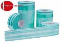 Рулоны со складкой для стерилизации / 200 мм х 55 мм х 100 м, фото 1