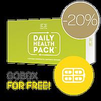 """Набор Бадов """"Упаковка Здоровья на каждый день (Daily Health Pack)"""" -15 витаминов, 12 минералов, ПНЖК омега 3"""