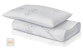 Латексная подушка 67х42х12 - фигурная